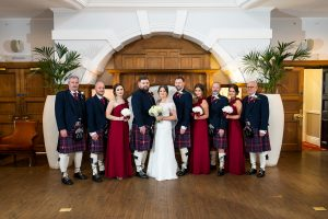 Chilworth Manor wedding