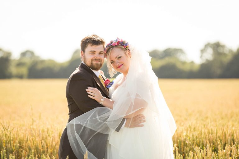 East Stratton Wedding with Bethany and Simon