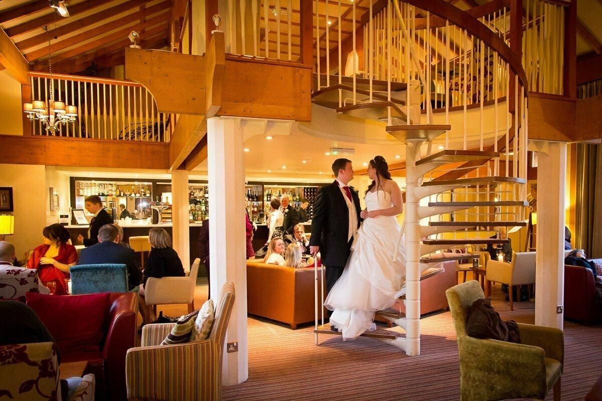 Marwell Hotel wedding