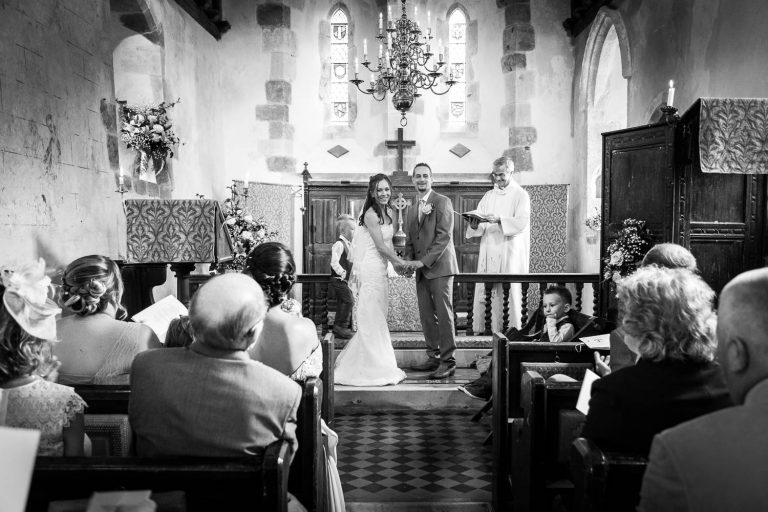 Sixpenny Handley Wedding with Lucy and Darren
