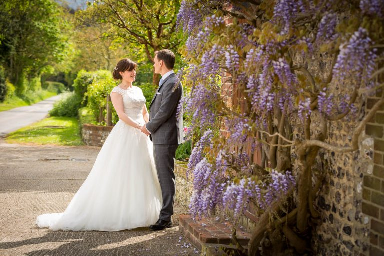 Tithe Barn Wedding with Kirsty and Jon
